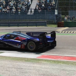 Project CARS race LMP1 @ Monza replay