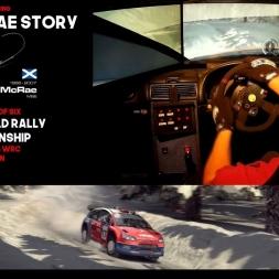 Colin McRae Sim Racing Story Part 4 of 6 Citroen C4 Sweden