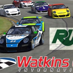 iRacing RUF GT3 at Watkins Glen - 1080 60fps test