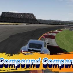 Aston One 77 Tire Compound Comparison