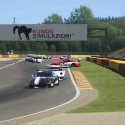 Assetto Corsa - Porsche CUP - Great Save (Online Race)