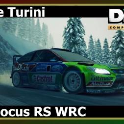 Dirt 3 - Ford Focus RS WRC - Col de Turini