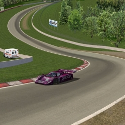 Nascar Racing 2003: 1988 Silk Cut Jaguar XJR-9 @ Canadian Tire Mosport - Group C - Redline GTP Mod