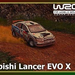 WRC 4 - Loulé - Mitsubishi Lancer EVO X