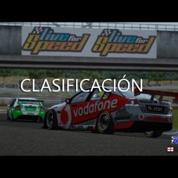 Campeonato V8 Supercars Assetto Corsa Pics / Blackwood / Clasificación