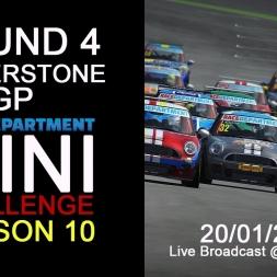 RD Mini Challenge | Round 4 Silverstone GP