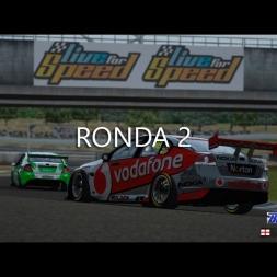 Campeonato V8 Supercars Assetto Corsa Pics / Ronda 2 Blackwood GP / Multiplayer