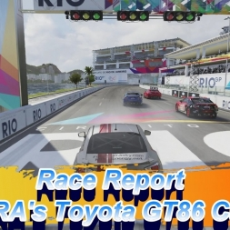 Race Report: VRA's Toyota GT86 Cup
