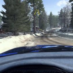 Dirt Rally - Subaru Impreza 2001 - Sweden - Special Stage Varmland - 6:06.15