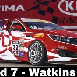 iRacing BSR Kia Cup Series Round 7 - Watkins Glen