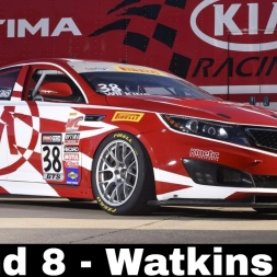 iRacing BSR Kia Cup Series Round 8 - Watkins Glen
