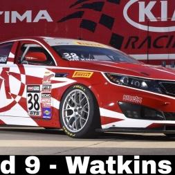 iRacing BSR Kia Cup Series Round 9 - Watkins Glen