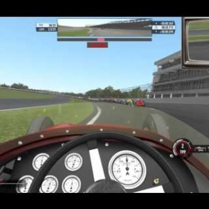 rFactor 2-Indy 500 (60's)