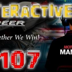 Motorsport Manager ITA gameplay - S04 Race/Gara 04 (1/3) Tutorial Carriera/Career Interattiva Twitch
