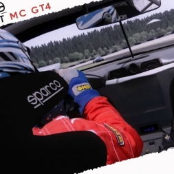 ASSETTO CORSA Maserati GranTurismo MC GT4 Real Onboard Cam at RedBull Ring