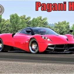 Pagani Huayra HOTLAP at Magione - Assetto Corsa