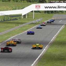Nascar Racing 2003: Online Race - 1988 Jaguar XJR-9 @ Lime Rock Park - Group C - Redline GTP Mod