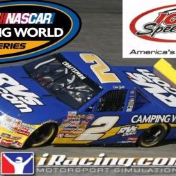 iRacing My Turn Racing Round 5 at Iowa Speedway