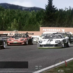 Automobilista @ Red Bull Ring Spielberg / ADAC GT Master 2012 / Ultimate Realistic Mod with Reshade
