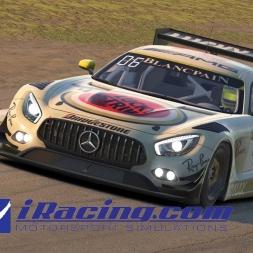 iRacing - A Primeira Corrida na GT3! - Mercedes AMG GT3 - Nurburgring  [Gameplay] [PT BR] [Jogo]