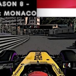F1 2016 - F1XL Season 8 - Race 17: Monaco