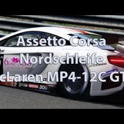Assetto Corsa - Nordschleife - McLaren MP4-12C GT3