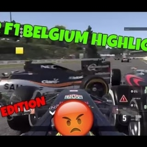 THE WORST RACE IN AOR HISTORY!! AOR F1 Belgum Commentated Highlights [PS4]