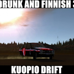MSC-Drunk and Finnish 3-Kuopio Drift