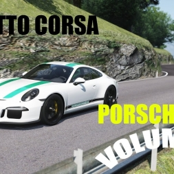 Assetto Corsa - Porsche 911 R | Mountain Roads, Volume up!
