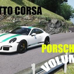 Assetto Corsa - Porsche 911 R | Mountain Roads, Volume up!