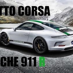 Assetto Corsa - Porsche 911 R @Magione