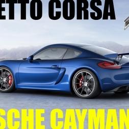 Assetto Corsa - Porsche Cayman GT4 @Magione