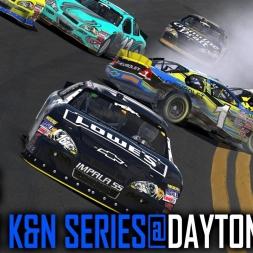 iRacing : Nascar K&N Series @ Daytona [POV] [PT-BR]