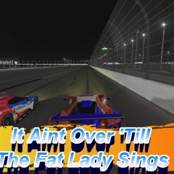 It Aint Over 'Till The Fat Lady Sings