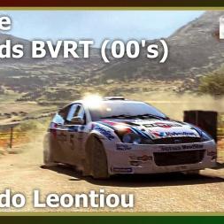Dirt Rally - League - Legends BVRT (00's) - Kathodo Leontiou