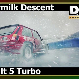 Dirt 3 - Renault 5 Turbo - Buttermilk Descent