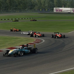 Raceroom FR3 Mid Ohio Chicane with Racedepartment