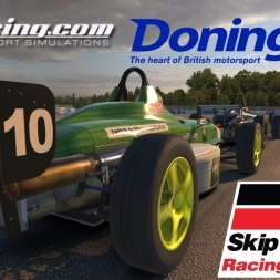 iRacing Skip Barber at Donington National - Fun start to the week