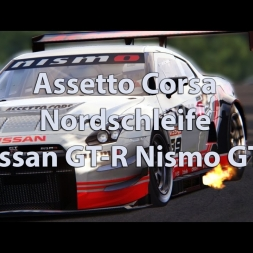 Assetto Corsa - Nordschleife - Nissan GT-R Nismo GT3