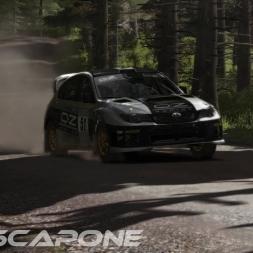 Dirt Rally - Subaru Impereza WRX STI @ Kotajärvi 3:54:890