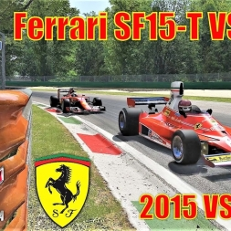 How Much Faster Is F1 Now Than It Was In 1975? - Assetto Corsa