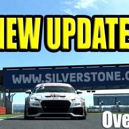 January update overview: Silverstone, Stowe, AI stressfactor, manual pitstops,..