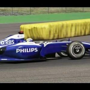 WILLIAMS138 test SPA