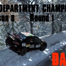 "Racedepartment Championship- S-8 Round 1""DAY 2""(Part1) - SSs-3,4,5(PT/BR)"