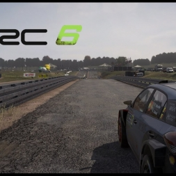 WRC 6 - SUPER SPECIAL STAGES #2 - Mikolajki Arena - Rally Poland