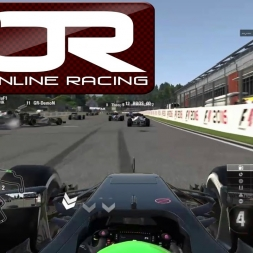IT JUST GETS WORSE | F1 2016 AOR PS4 Season 12 - Round 13 Belgium