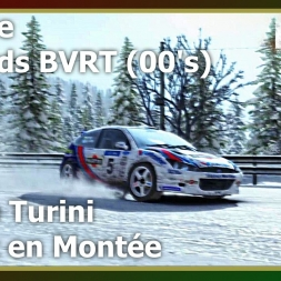 Dirt Rally - League - Legends BVRT (00's) - Col de Turini - Sprint en Montée