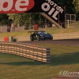 iRacing Porsche Cup 911 GT3 Brands Hatch VR