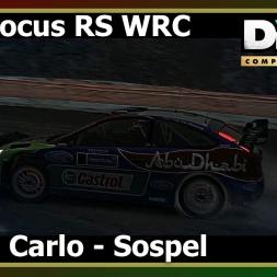 Dirt 3 - Ford Focus RS WRC - Monte Carlo - Sospel