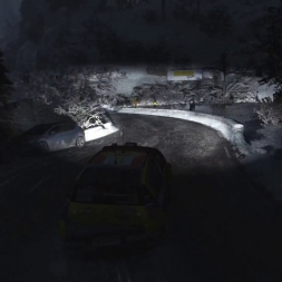 Dirt Rally lucky rolling in monte-carlo